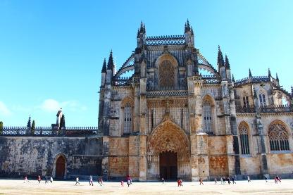 Monastery of Batalha (literally Monastery of the Battle)